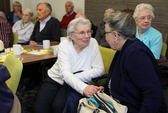 COVID-19 and Macular Society support groups
