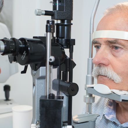 New treatment for wet AMD approved for NHS patients image