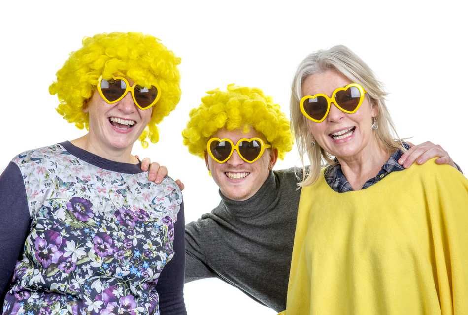 Organise a Wear Yellow Day to help Beat Macular Disease