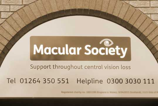 Old Macular Society building
